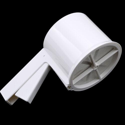 Kitchen Filter Cup Shape Mechanical-Flour Sieve Powder Sifter Baking Shaker S