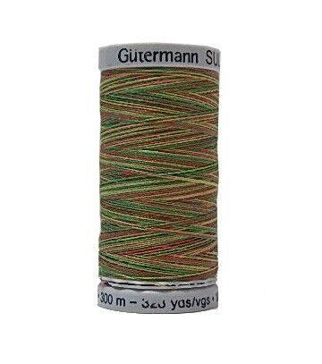 1.70 EUR//100 Meter 4107 Gütermann Multicolor Quiltgarn Cotton 30 Farbe