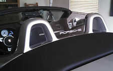 2017, 718 PORSCHE BOXSTER WIND SCREEN, WIND BLOCKER WIND DEFLECTOR