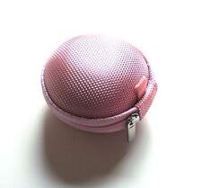 Pink Case for Motorola H710 H700 Bluetooth Headset-save ear hook gel 10yc