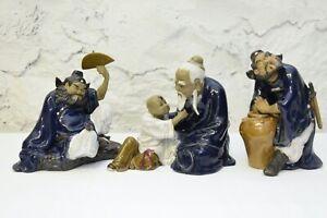 Vintage-porcelain-asian-figurines