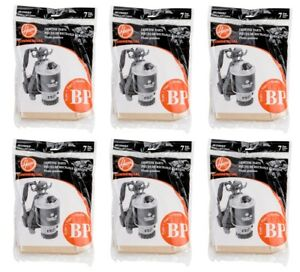 (42) Hoover C2401 Backpack Vacuum Cleaner Bags 401000BP 1-KE2103-000