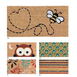 Zerbino-cocco-naturale-antiscivolo-25x50-cm-tappeto-raschia-fango-casa-ingresso
