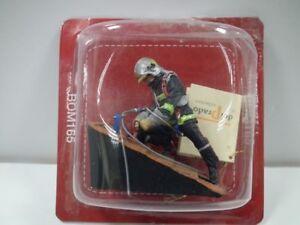 DEL PRADO 1//32 figure fireman FIREDRESS-Val d/'Oise-France 2012 BOM165