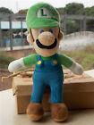 "New Official Super Mario Bros. Plush Mascot Luigi 8"" Figure Doll"