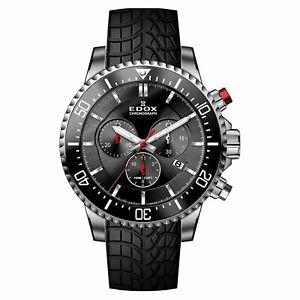 NEW-Edox-Chronorally-S-Men-039-s-Chronograph-Watch-10227-TINCA-NIN