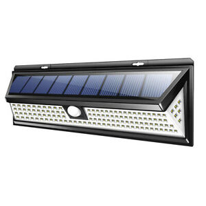 LED-Solar-Power-PIR-Motion-Sensor-Wall-Light-Outdoor-Garden-Lamp-Waterproof-CZ
