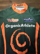 Craft Rise Short Sleeve Mens Cycling Jersey Blue Ergonomic Fit UPF 25 Bike Top