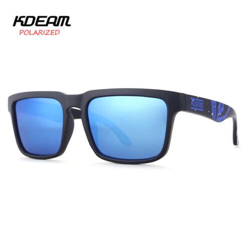 Fashion Retro Square Polarized Sunglasses Outdoor Sports Cycling Bike Glasses K8