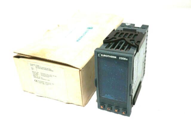 EUROTHERM 2408 Temperature Controller 2408//CC//VH//XX//XX//XX//XX FV281-300
