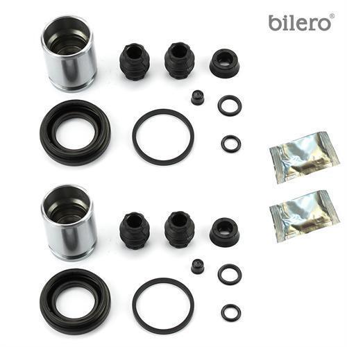 2x Kit de Reparación Pinza Freno Juntas Trasero 41mm para Trw-Bremssystem