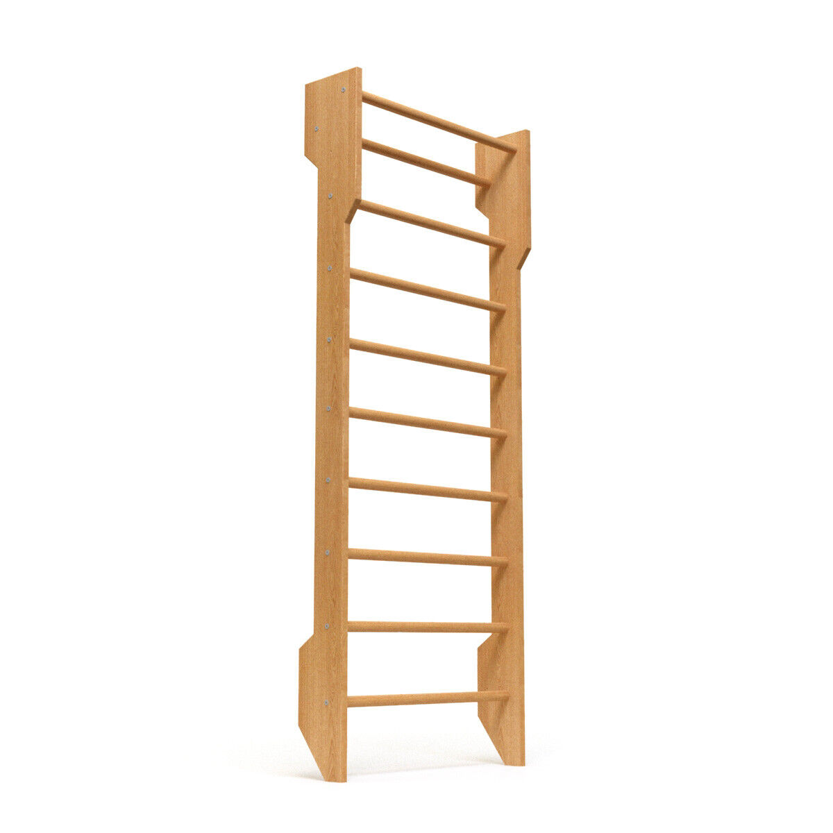 Swedish Ladder Sport Gymnastic Climbing Wall Bars Home Gym Workout