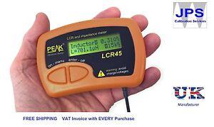 LCR45-Peak-Atlas-LCR-Meter-Passive-Component-Analyser-JPST005-VAT-Invoice-pm30