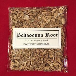 Lot X3 ☆☆☆ Belladonna Root ☆☆☆ Spell Ritual Wicca