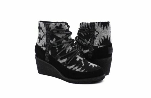 All Colors Pendleton Women/'s Islegate Lace-Up Wedge Waterproof All Sizes