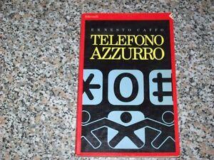 ERNESTO-CAFFO-TELEFONO-AZZURRO-FELTRINELLI-ANNI-NOVANTA-PRIMA-EDIZIONE-1991