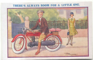 Comic-Motorcycle-Offering-a-young-lady-a-ride-Reg-Maurice-Regent-4423