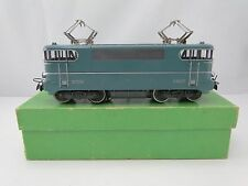 TRAINS HORNBY LOCOMOTIVE ELECTRIQUE TNB MECCANO BB 9201 SNCF BOITE (B178)