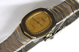 Rado-DiaStar-ladies-quartz-Swiss-watch-for-parts-restore-138986