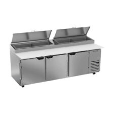 Beverage Air Dp93hc 93 Pizza Prep Table Refrigerated Counter