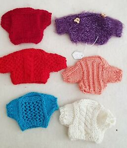 Convolute-Knitted-Sweater-For-Approx-5-7-8-7-1-8in-Bears-Great-Price-8