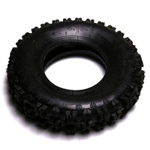 """2x 4.10-6/"""" inch Tyre Tire Inner TUBE ATV QUAD Bike Gokart Scooter Buggy Mower"""