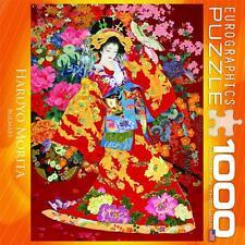 EUROGRAPHICS PUZZLE AGEMAKI HARUYO MORITA 1000 PCS JAPANESE ART #8000-0564