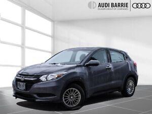 2016 Honda HR-V LX 4WD CVT LX 4WD CVT