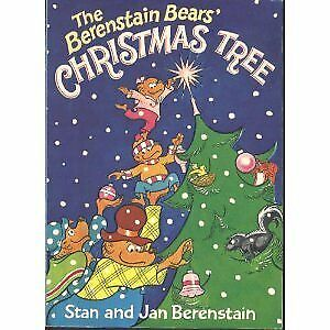 Berenstain Bears Christmas Tree.Details About The Berenstain Bears Christmas Tree
