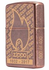 FACEBOOK FAN EXCLUSIVE ZIPPO  ANTIQUE COPPER 2017 Edition 7 of Series