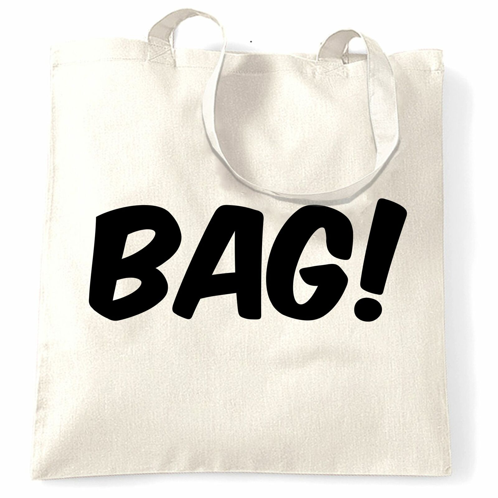 This Is My Tote Bag Stating The Obvious Funny Silly Slogan Text Simple