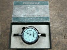 Federal Wc81 Dial Indicator 001 Grads 250 Depth Of Measure Great Condition