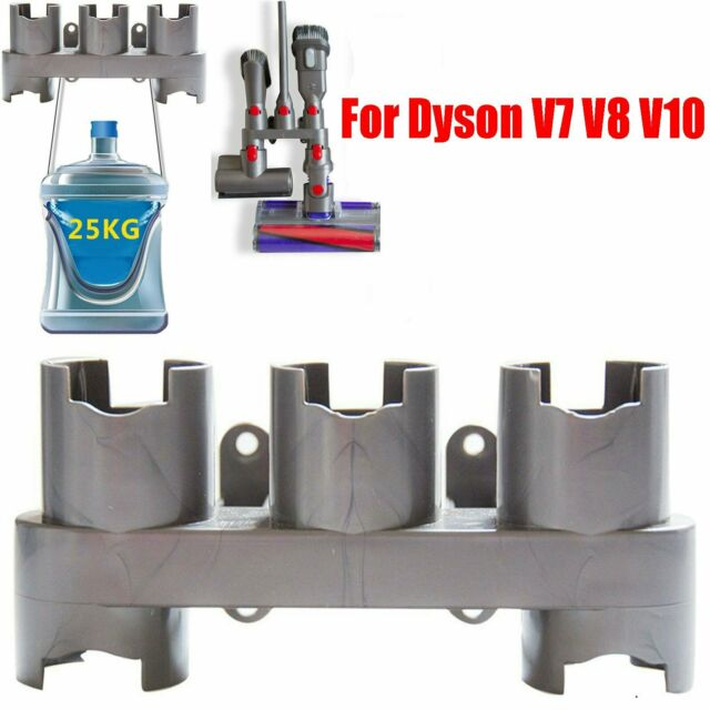 For Dyson V7 V8 V10 Absolute Brush Tool Wall Mount Storage Rack Holder Stand #AU