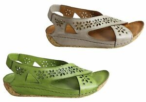 NEW-CABELLO-COMFORT-HEAVEN-WOMENS-EUROPEAN-LEATHER-COMFORTABLE-SANDALS