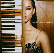Alicia Keys Diary of (2003) [CD]