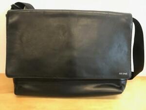 Jack Spade Leather Messenger Bag Ebay