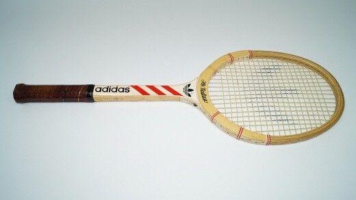 Adidas Nastase Professional ADS 586 Raquette de tennis nerveuses l4 = 4 1 2 racquet