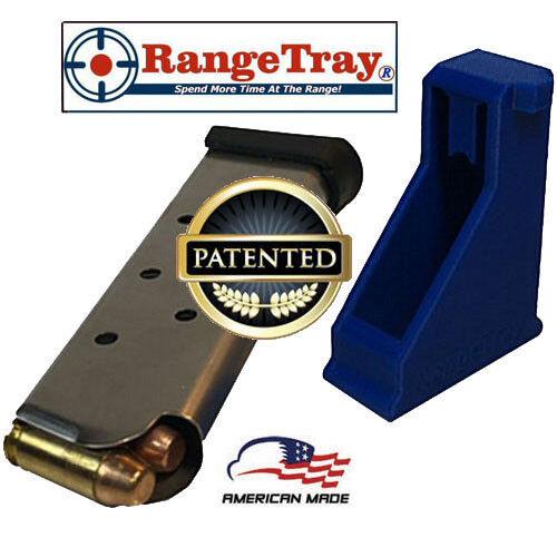 RangeTray Magazine Loader Speedloader for The Ruger Ec9 & Ec9s Pro 9mm -  Blue