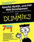 Apache, MySQL, and PHP Web Development All-in-one Desk Reference for Dummies by Jeff Cogswell (Paperback, 2003)