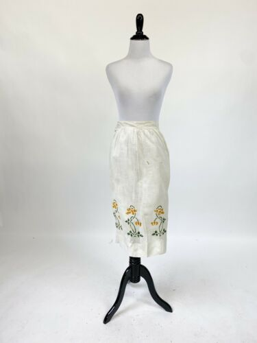 Lot Of 3 Antique Edwardian 1900s Cotton Textile Fa