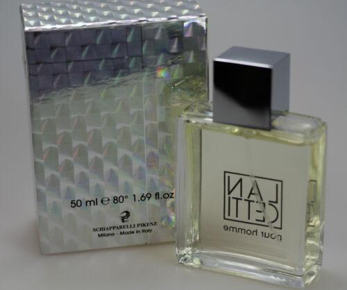 Lancetti pour Homme 50 ml Eau de Toilette Spray Neu / OVP  fELNi W9UUV