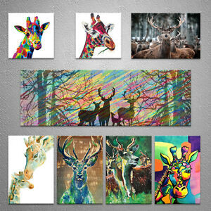 Unframed Canvas Prints Home Decor Wall Art Picture Poster