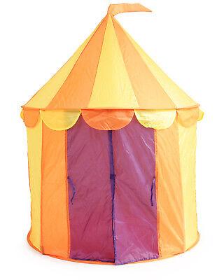 Ondis24 Zirkuszelt Kinderzelt Zirkus Spielzelt Pop Up Zelt orange mit UV Schutz   eBay