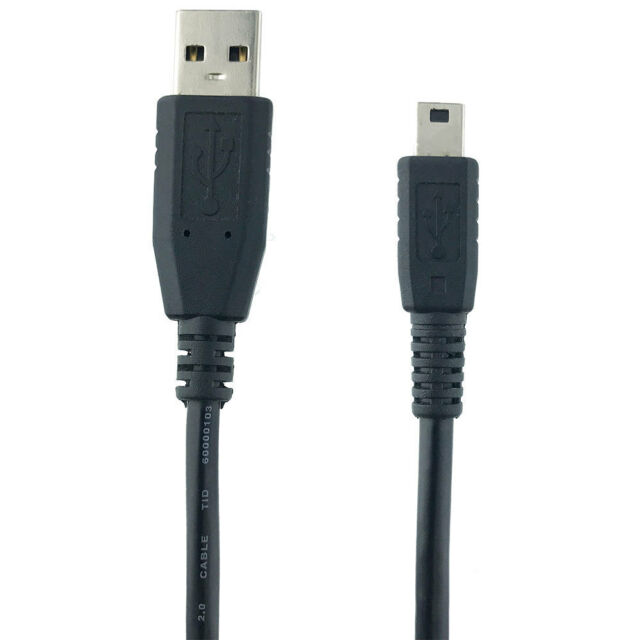 USB DATA SYNC TRANSFER POWER CHARGER CORD CABLE FOR GPS GARMIN NUVI 50LM 52LM 65