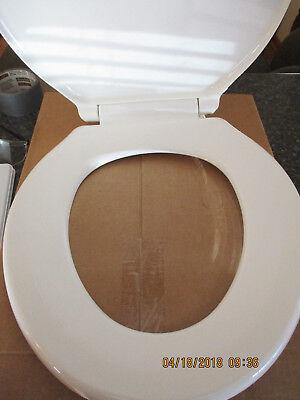 Vast Beneke Quality Solid Plastic Quality Toilet Seat 400 Tm Biscuit Beige