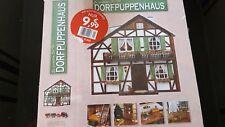 Dorfpuppenhaus von Eaglemoos  Sammelordner!!   NEU & OVP nur im Abo