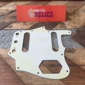 Real Life Relics White 62 Jaguar® Pickguard