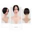 10-034-Straight-Virgin-Human-Hair-Topper-Clip-in-Hair-Top-Piece-Toupee-for-loss-Hair thumbnail 5