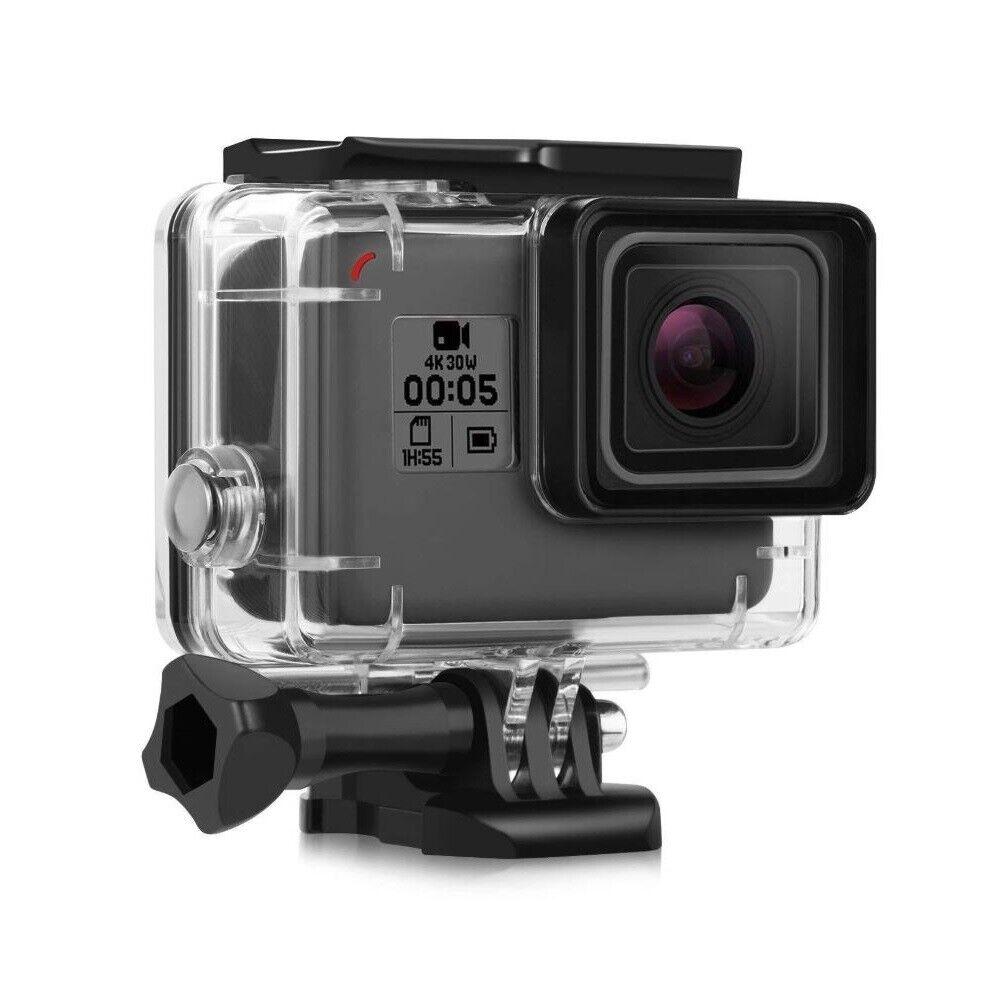 Waterproof Underwater 35M Case for GoPro HERO (2018) - Sold From Australia