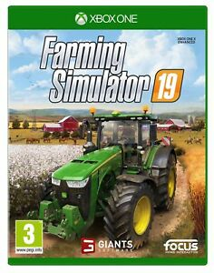 Farming Simulator 19 (Xbox One) IN STOCK NOW New & Sealed UK PAL 3512899120310